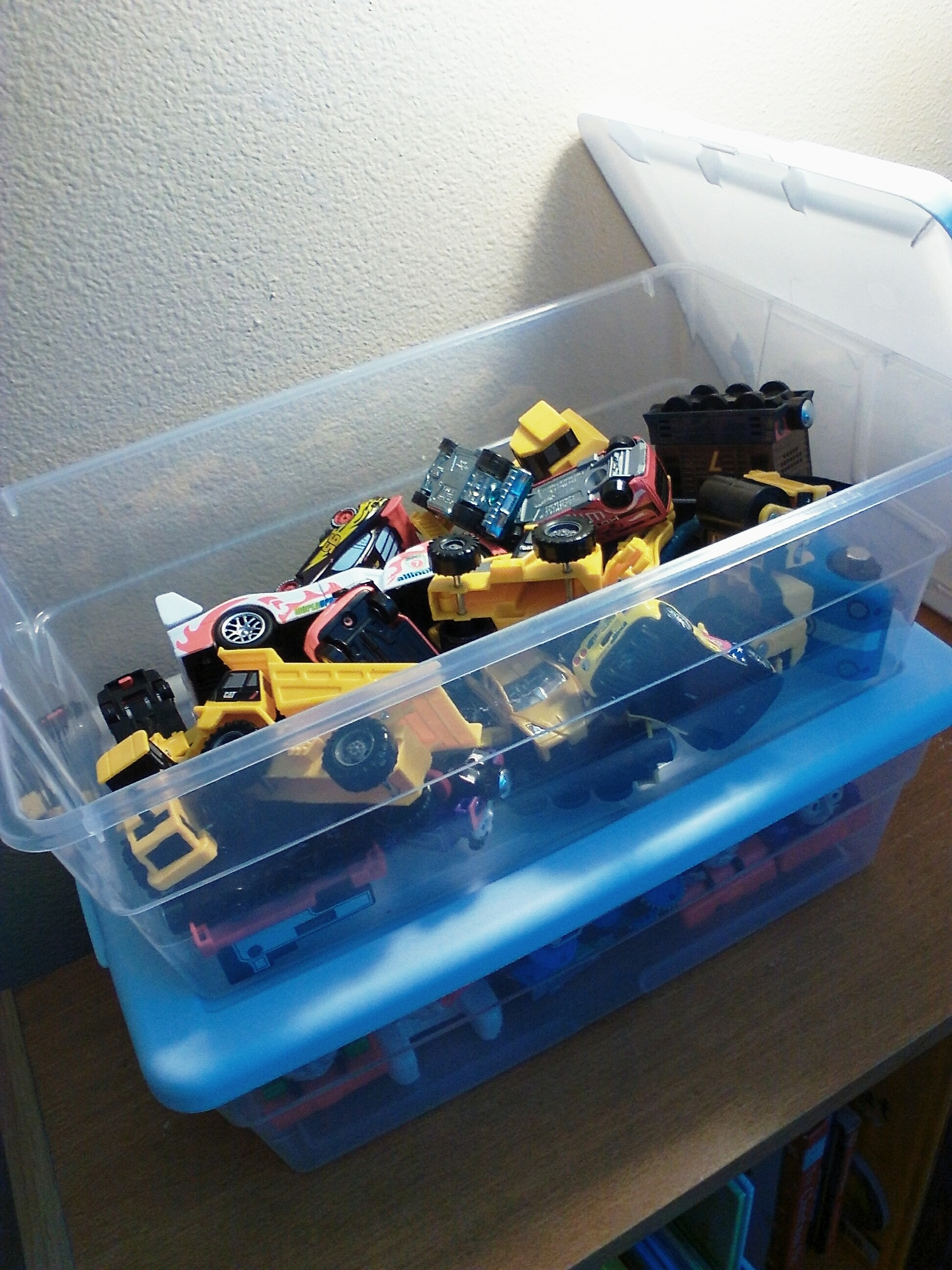 Cheap Way to Organize Your Home & Kid's Toys