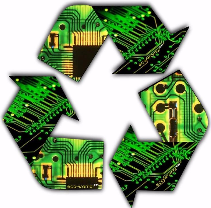 Paper shredding and electronics recycling events