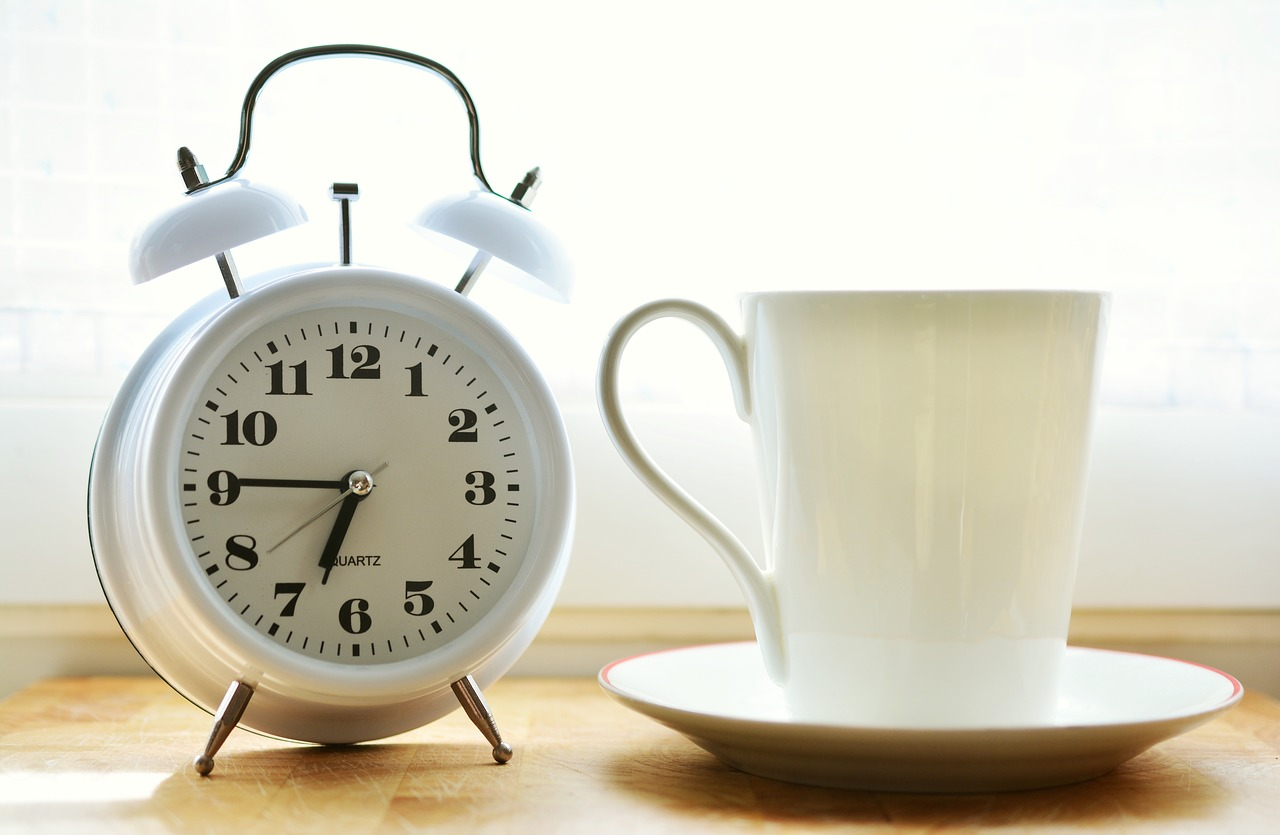 Efficient morning routines