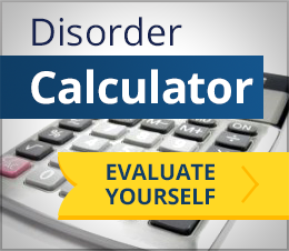 Disorder Calculator