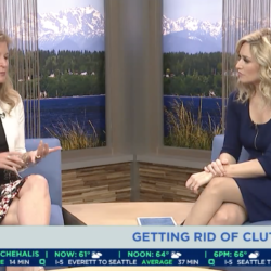 Six Easy Steps to Declutter with Q13 Fox News