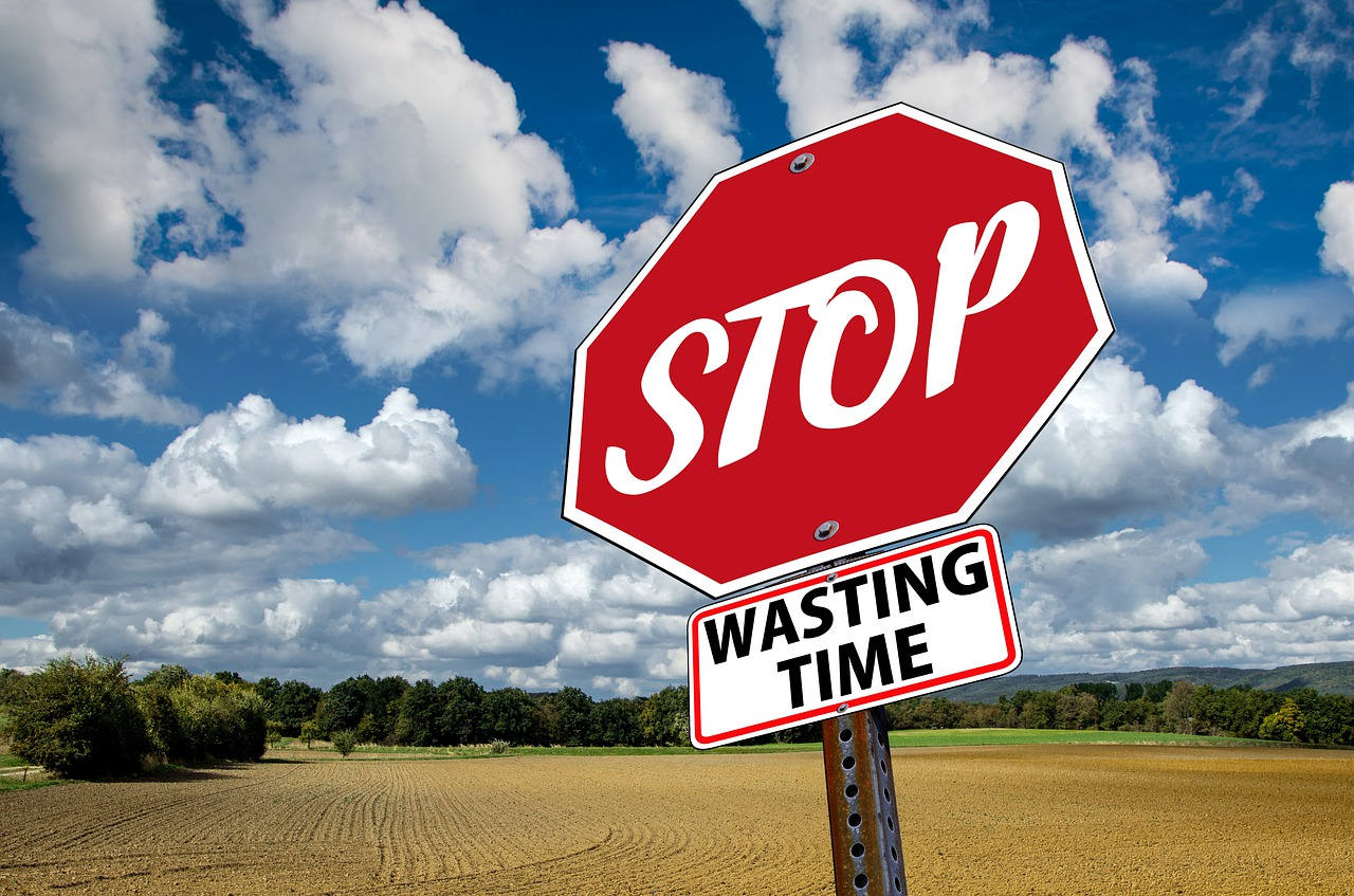 Stop wasting time in meetings