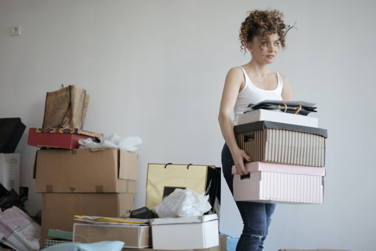 Eliminate clutter with our minimalism challenge