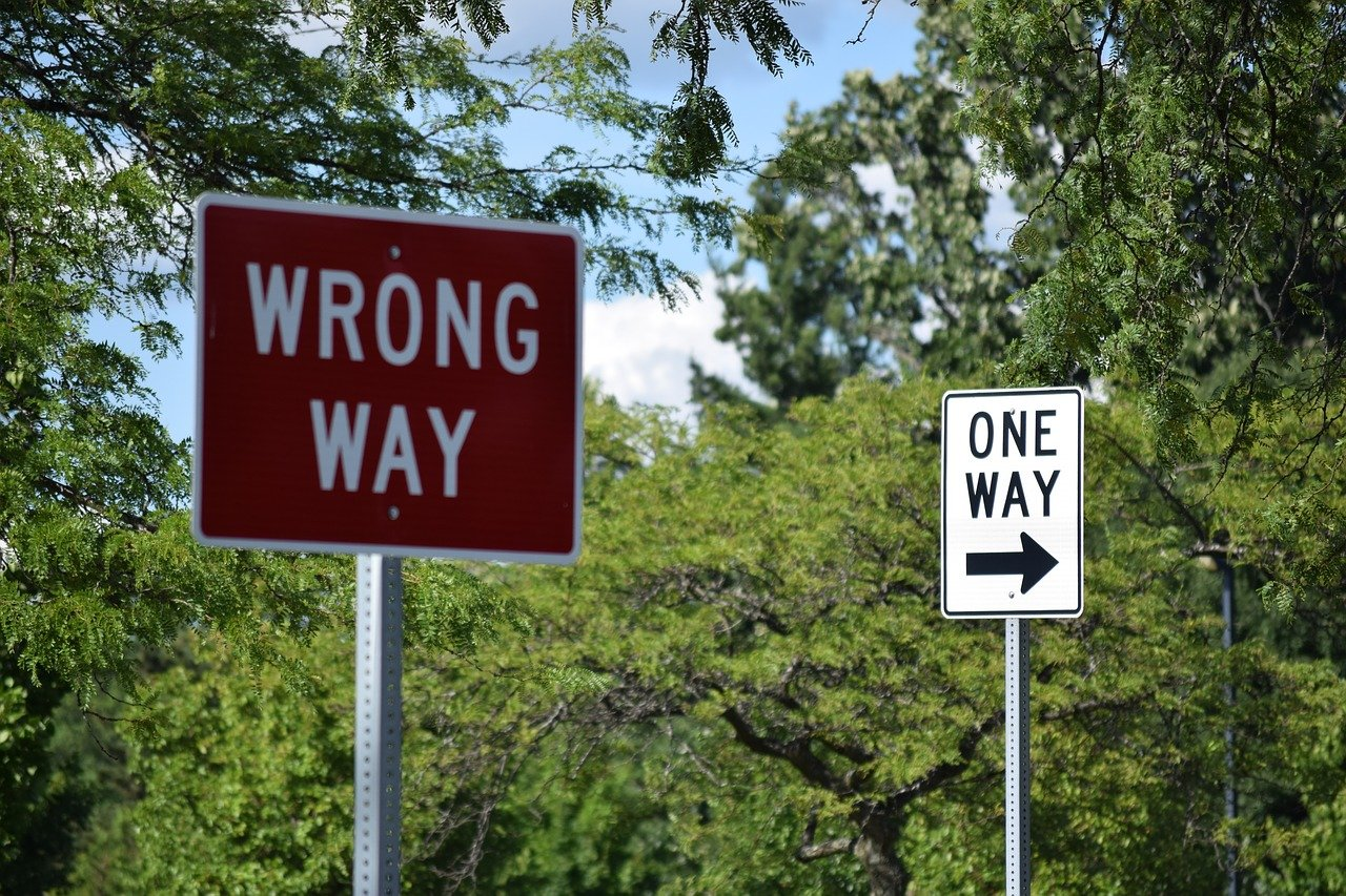 The right or wrong way to organize