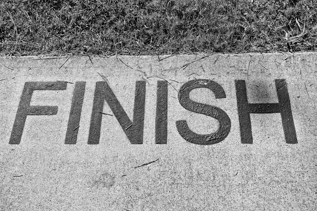 Moving Your 2021 Goals Across the Finish Line